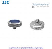 Nút bấm kim loại cao cấp JJC SRB series bạc xanh