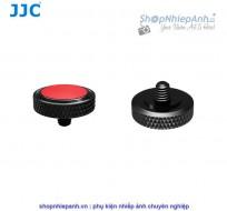 Nút bấm kim loại cao cấp JJC SRB series đen đỏ
