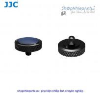 Nút bấm kim loại cao cấp JJC SRB series đen xanh