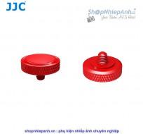 Nút bấm kim loại cao cấp JJC SRB series đỏ nguyên
