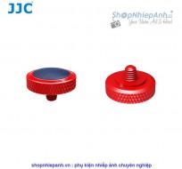 Nút bấm kim loại cao cấp JJC SRB series đỏ xanh