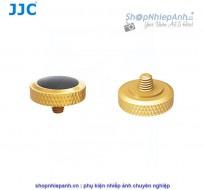 Nút bấm kim loại cao cấp JJC SRB series vàng đen