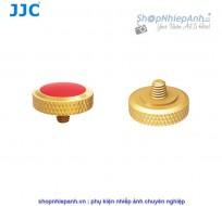 Nút bấm kim loại cao cấp JJC SRB series vàng đỏ