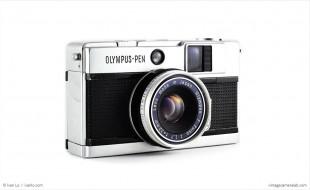 Olympus PEN EED (lens 32mm f1.7)