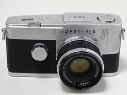 Olympus Pen F và lens 38F1.8