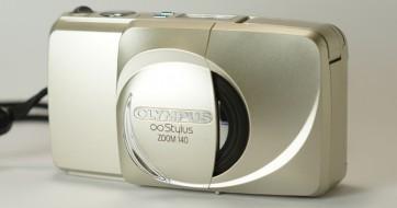 Olympus Stylus zoom 140 (MJU II) (lens 38-140mm)