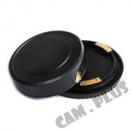 pentax 67 PK67 cap body và cap lens