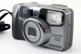 Pentax Espio 115 (lens 38-115)