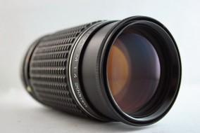 Pentax SMC-M 200f4