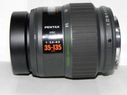 Pentax SMC-F 35-135f3.5-4.5 Macro