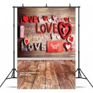 Phông nền 3D chủ đề Love
