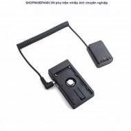 Pin ảo Dummy Nikon EN-EL15 nguồn F970