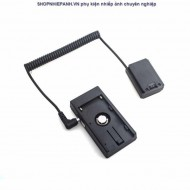 Pin ảo Dummy Sony FZ100 nguồn F970