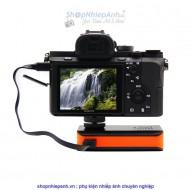 Pin dự phòng 7800mah máy ảnh Sony FW50 FZ100 Panasonic và smartphone