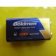 Pin Goldmen vuông 9V 6F22