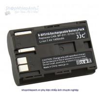 Pin JJC BP511 BP512 for CANON EOS 300D, 5D, 10D, 20D, 40D, 50D, 30D,G1, G2,G3, G5, G6...
