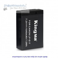 Pin Kingma for Canon LP-E17 1040mah