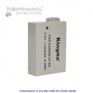 Pin Kingma for Canon LP-E8 1120mah