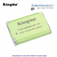 Pin Kingma for Canon NB-12L 1910mah