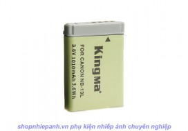 Pin Kingma for Canon NB-13L 1010mah