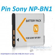 Pin Kingma for sony NP-BN1 650mah
