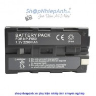 Pin Kingma for sony NP-F550 2200mah