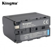 Pin Kingma for sony NP-F970 6600mah