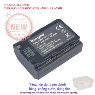 Pin Kingma for sony NP-FZ100 2000mah