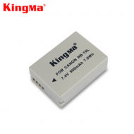 Pin Kingma NB-10L for canon G15 G16