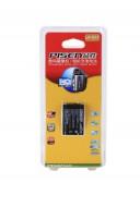 Pin Pisen LP-E12 canon eos-M canon 100D
