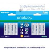 Pin sạc Eneloop AA thế hệ IV (hàng nhập Mỹ)