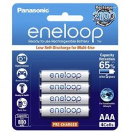 Pin sạc Eneloop AAA thế hệ (4pcs)