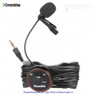 Power-drived Lavalier Microphone for Camera