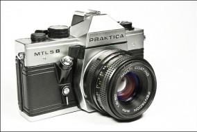 Praktica MTL5B và lens pentacon đẹp