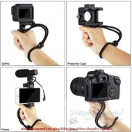Pro video grip Puluz for smartphone camera actioncam
