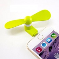 Quạt micro usb for smartphone