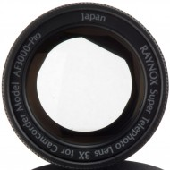 Raynox super telephoto lens 3X AF3000-Pro
