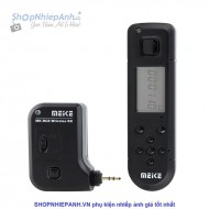 Remote timelapse Meike MK-RC8 wireless timer with 2.4Ghz