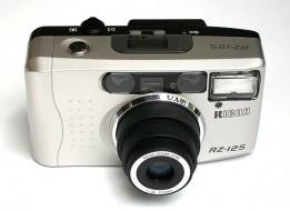 Ricoh RZ-125 (lens 38-125mm)