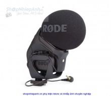 Microphone Rode STEREO VideoMic Pro (hàng chính hãng check code)