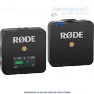 Micro không dây Rode wireless Go (hàng chính hãng check code)