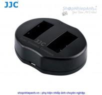 Sạc Đôi JJC for canon LP-E17 750D 760D EOS M3