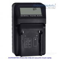 Sạc nhanh LCD BC-Q1 cho pin máy quay đèn led Sony F970 F770 F570 FM500