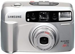 Samsung Maxima Zoom 80Ti (lens 38-80mm)
