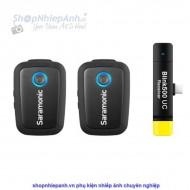 Saramonic BLINK 500 B6 ( TX+TX+RXUI ) cổng Type-C