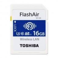 SD Toshiba 16G WiFI class 10