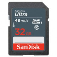 SDHC Sandisk 32GB Ultra Class 10 (48mb/s)