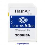 SDXC Toshiba 64G WiFI class 10