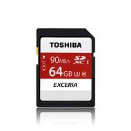SDXC Toshiba 64GB Exceria 90mb/s UHS-3 class 10