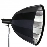 Selens Parabolic Softbox 16k Direct Bowens Mount 90cm